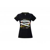 Dámské triko, Pikes Peak, XXL