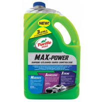 Turtle Wax MAX POWER šampon 2,95 l