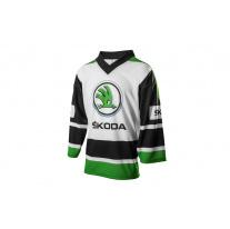 Hokejový dres ŠKODA XL