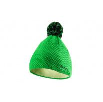 Zelená zimní čepice M
