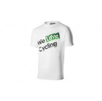 Pánské tričko WLC bílé M