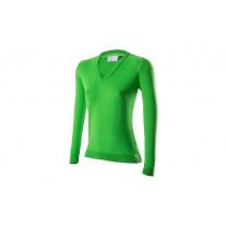 Dámský zelený svetr XS