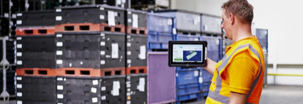 Logistika ve ŠKODA AUTO optimalizuje využití kontejnerového prostoru pomocí umělé inteligence