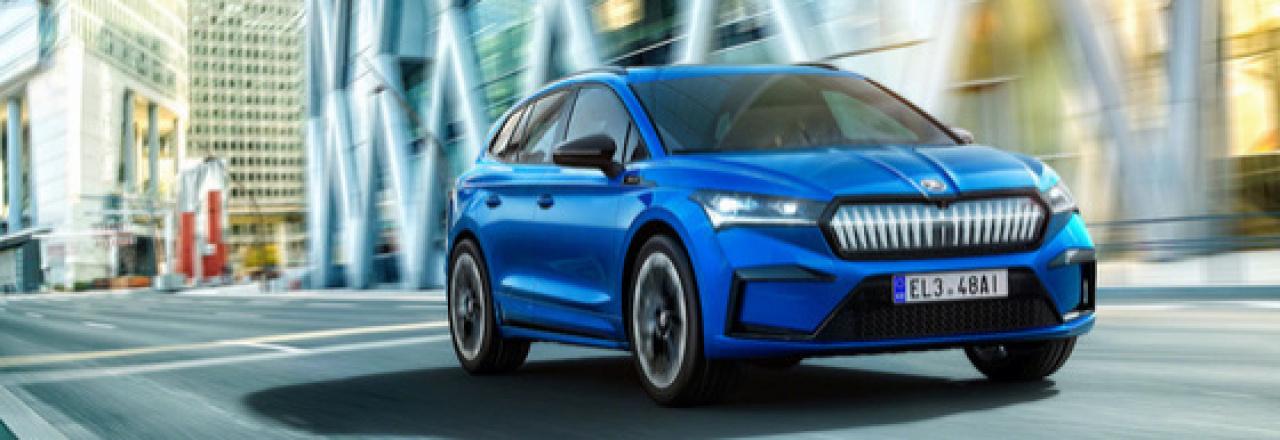 ŠKODA ENYAQ SPORTLINE iV: Vůz se sportovním vzhledem a dynamickými vlastnostmi