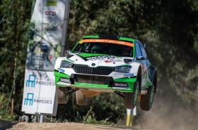 Portugalská rallye: 18 vozů ŠKODA FABIA Rally2