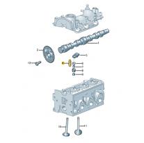Vyrovnavaci prvek, hydraulicky ŠKODA (originál)