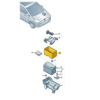 Pouzdro baterie ochranne ŠKODA (originál)