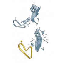 Klinovy zebrovy remen ŠKODA (originál)