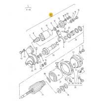 Spinac zasouvaci elektromagn. ŠKODA (originál)