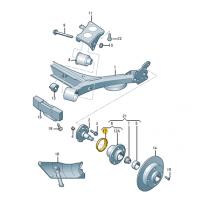 Rotor pro cidlo otacek ŠKODA (originál)
