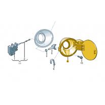 Víčko palivové nádrže ŠKODA (originál)