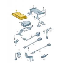 řídící jednotka motoru ŠKODA (originál)