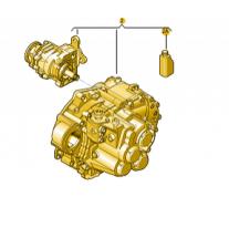 Převodovka 6-stupňová mechanic ŠKODA (originál)