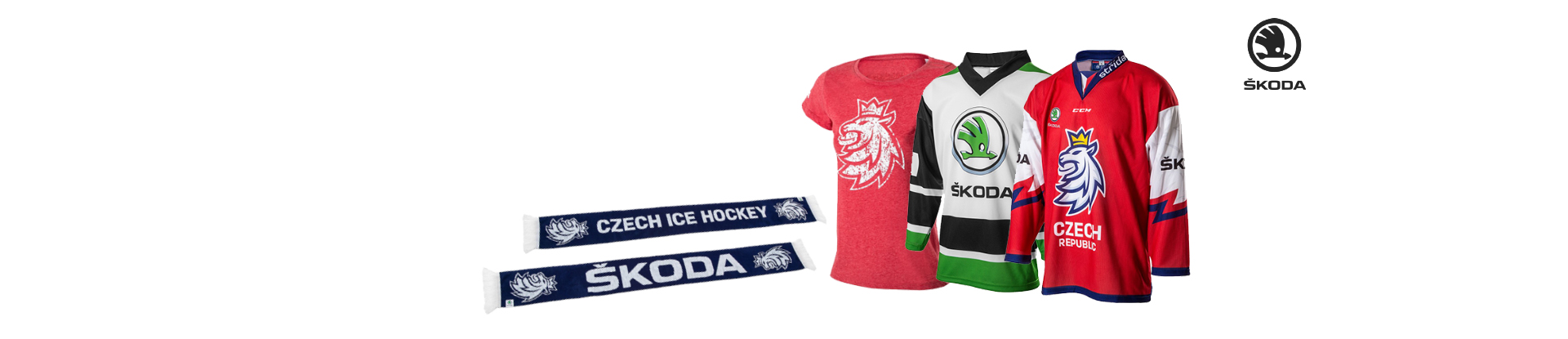 Objevte hokejovou kolekci