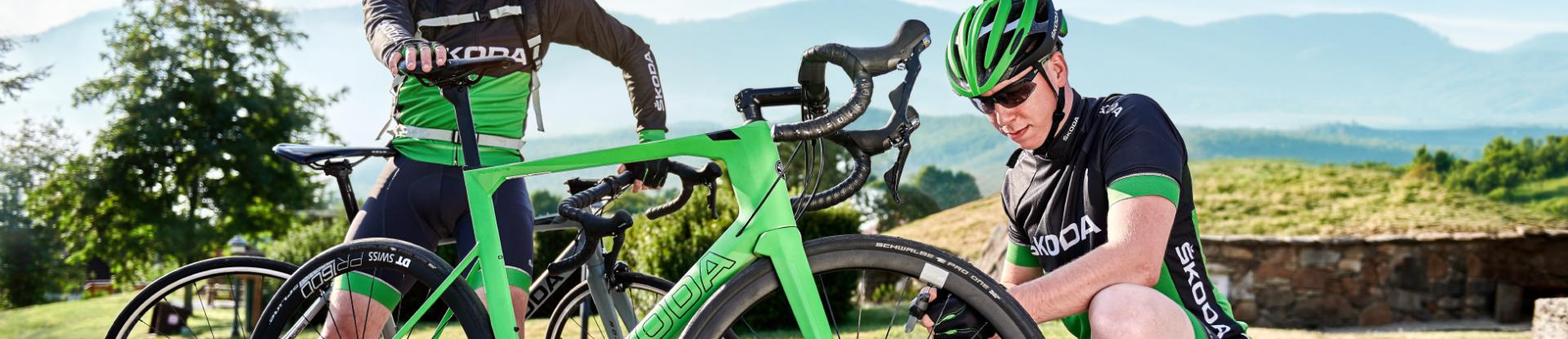To nejlepší pro cyklistiku